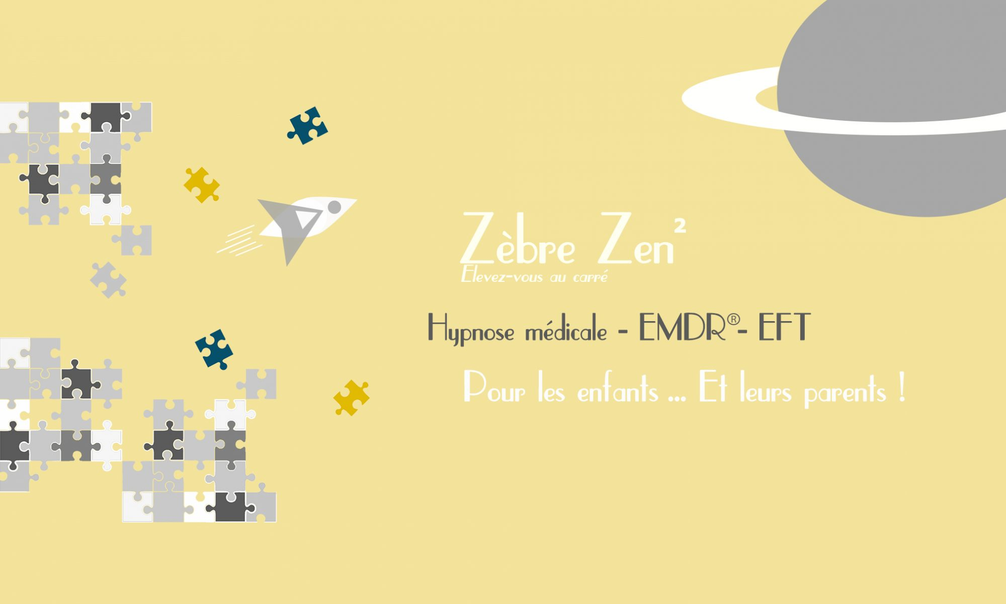 Zèbre Zen - Thérapeute enfant et famille à Martignas sur Jalle