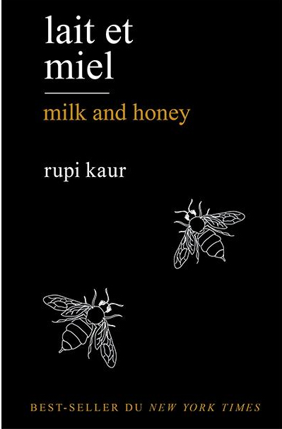 Rupi Kaur - Milk and Honey - 2015 Hypersensibilité
