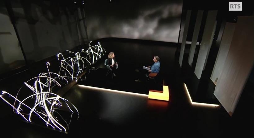 """Reportage """"dans la tête... d'un surdoué"""" sur RTS"""