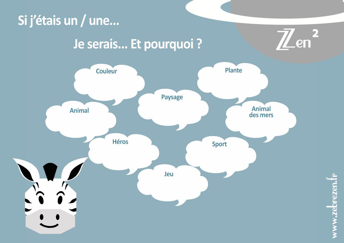 Mini coaching pour enfants - confiance en soi - La boite à outils de Zèbre Zen à Bordeaux Martignas Gironde