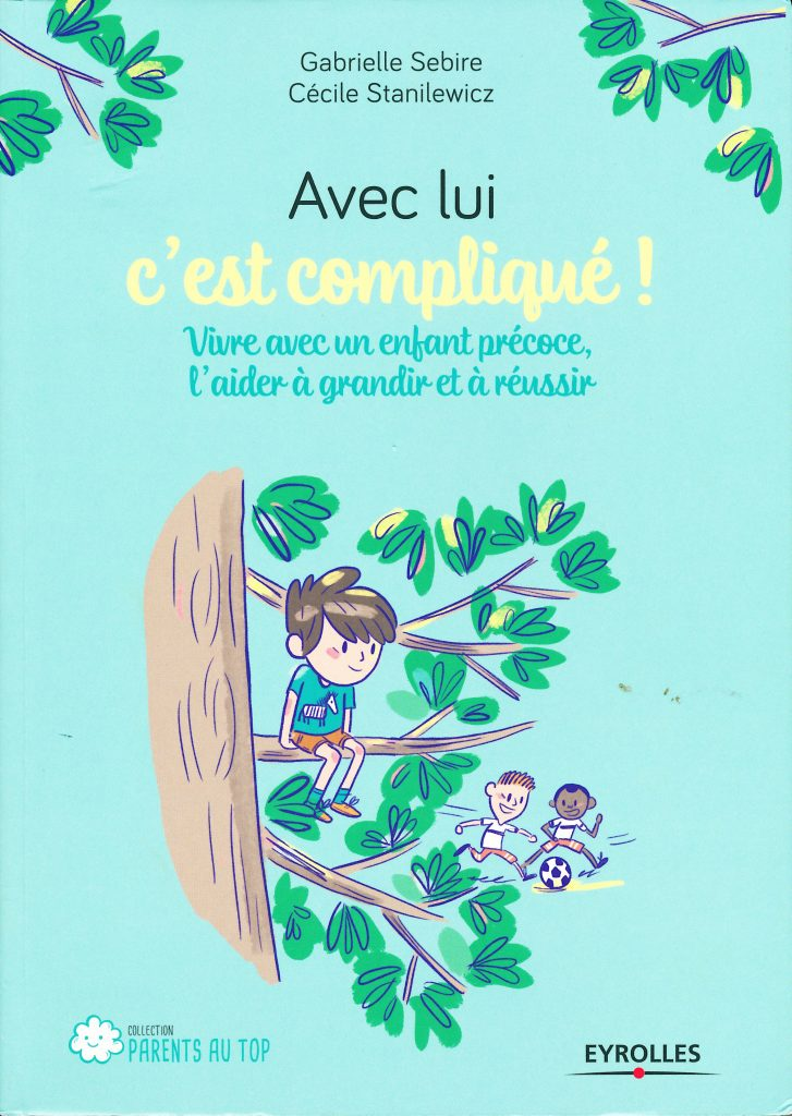 """""""Avec lui c'est compliqué"""" le livre du mois Bordeaux Martignas Gi"""
